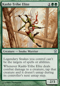 Kashi-Tribe Elite - Saviors of Kamigawa