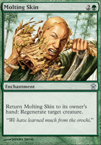 Molting Skin - Saviors of Kamigawa