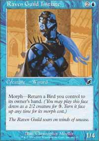Raven Guild Initiate - Scourge