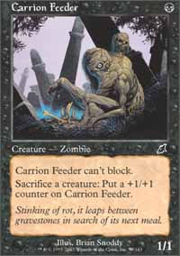 Carrion Feeder - Scourge
