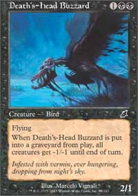 Death's-Head Buzzard - Scourge