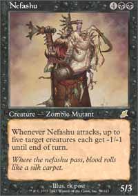Nefashu - Scourge