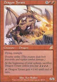 Dragon Tyrant - Scourge
