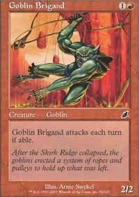 Goblin Brigand - Scourge