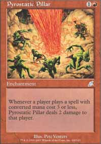 Pyrostatic Pillar - Scourge