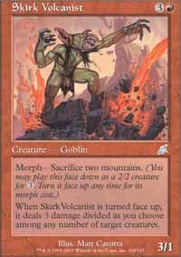Skirk Volcanist - Scourge