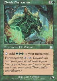 Elvish Aberration - Scourge