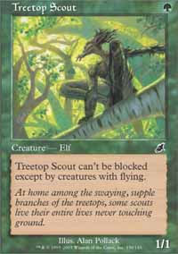 Treetop Scout - Scourge