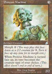 Proteus Machine - Scourge