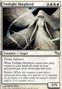 Twilight Shepherd - Shadowmoor