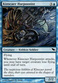 Kinscaer Harpoonist - Shadowmoor