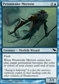 Prismwake Merrow - Shadowmoor