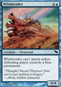 Whimwader - Shadowmoor