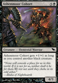 Ashenmoor Cohort - Shadowmoor