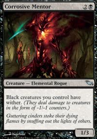 Corrosive Mentor - Shadowmoor