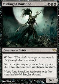 Midnight Banshee - Shadowmoor