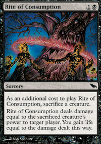 Rite of Consumption - Shadowmoor