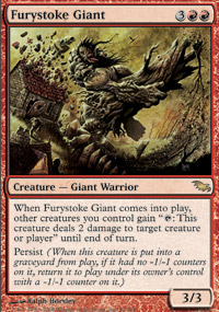 Furystoke Giant - Shadowmoor