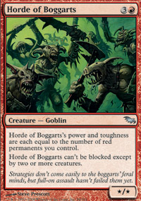 Horde of Boggarts - Shadowmoor