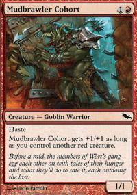 Mudbrawler Cohort - Shadowmoor