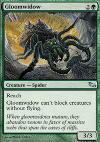 Gloomwidow - Shadowmoor