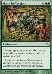 Mana Reflection - Shadowmoor