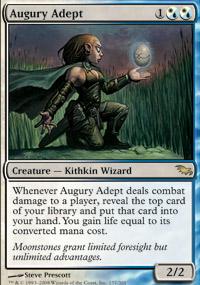 Augury Adept - Shadowmoor