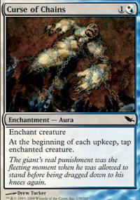 Curse of Chains - Shadowmoor
