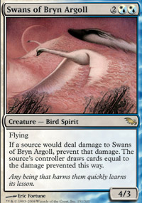 Swans of Bryn Argoll - Shadowmoor