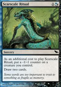 Scarscale Ritual - Shadowmoor