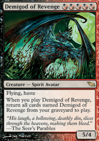 Demigod of Revenge - Shadowmoor