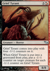Grief Tyrant - Shadowmoor