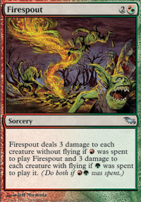 Firespout - Shadowmoor