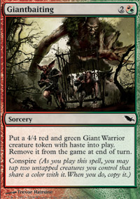Giantbaiting - Shadowmoor