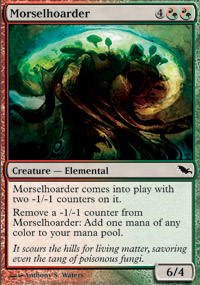Morselhoarder - Shadowmoor