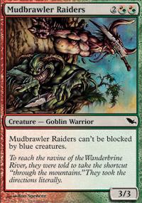Mudbrawler Raiders - Shadowmoor