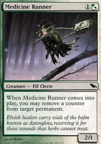 Medicine Runner - Shadowmoor
