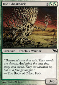 Old Ghastbark - Shadowmoor
