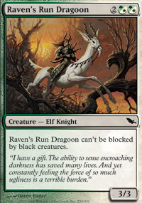 Raven's Run Dragoon - Shadowmoor