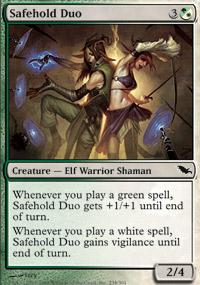 Safehold Duo - Shadowmoor
