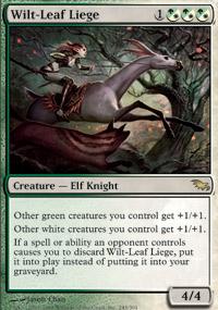 Wilt-Leaf Liege - Shadowmoor