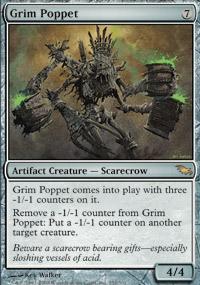 Grim Poppet - Shadowmoor
