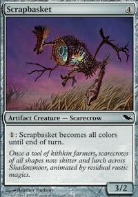 Scrapbasket - Shadowmoor