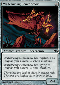 Watchwing Scarecrow - Shadowmoor