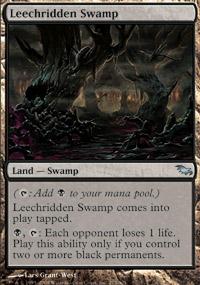 Leechridden Swamp - Shadowmoor
