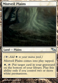 Mistveil Plains - Shadowmoor