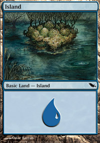 Island 1 - Shadowmoor