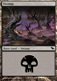 Swamp 1 - Shadowmoor