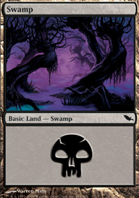 Swamp 2 - Shadowmoor