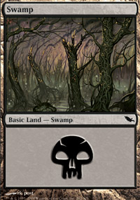 Swamp 3 - Shadowmoor